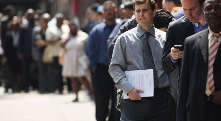 Unemployment credit score